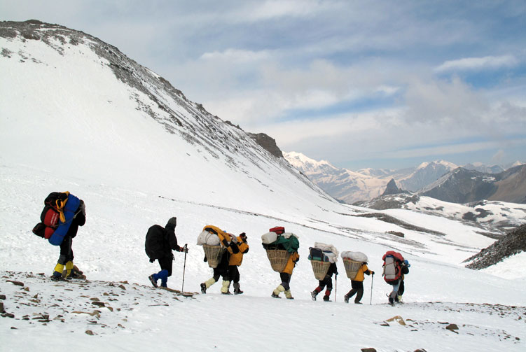 Annapurna Circuit Trek fixed departure spring/autumn 2016/2018 cost & itinerary