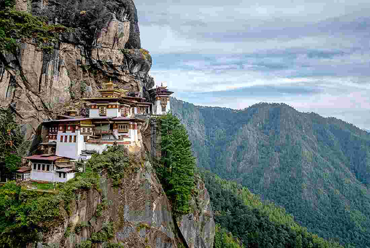 Nepal Bhutan Cross Country Tours Cost & Itinerary Spring 2018