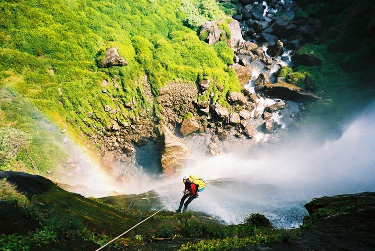 Marshyangdi Valley Canyoning fixed departure spring/autumn 2018/2019 cost & itinerary