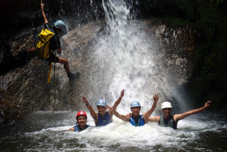Sunkoshi Valley Canyoning fixed departure spring/autumn 2018/2019 cost & itinerary