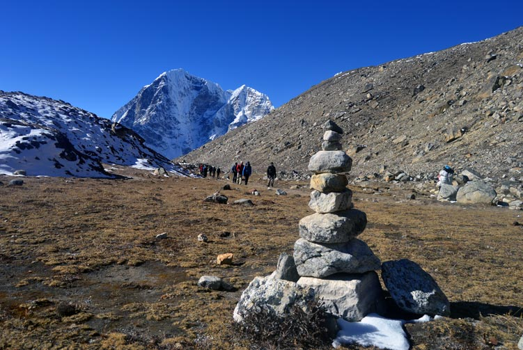Classic Everest Trek fixed departure spring/autumn 2016/2018 cost & itinerary