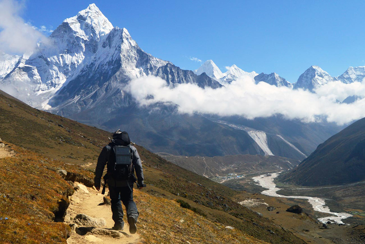 Everest Base Camp Trek fixed departure spring/autumn 2016/2017 cost & itinerary