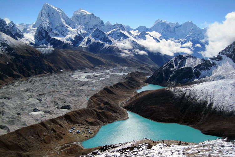 Gokyo Lake Trek fixed departure spring/autumn 2016/2018 cost & itinerary