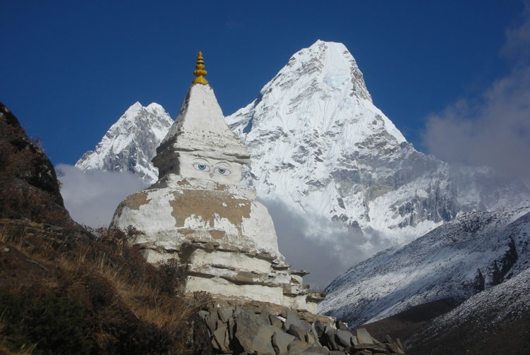 Mount Ama Dablam Expedition fixed departure spring/autumn 2016/2018 cost & itinerary