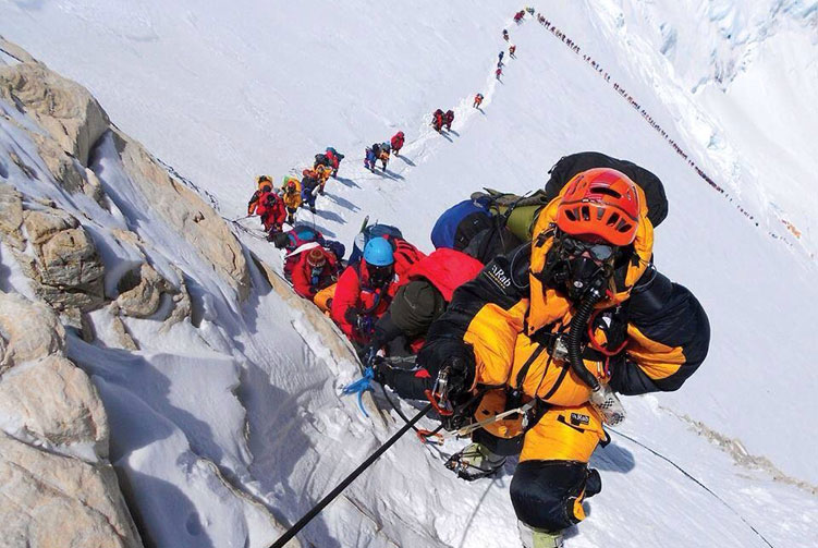 Mount Everest Expedition fixed departure spring/autumn 2016/2018 cost & itinerary