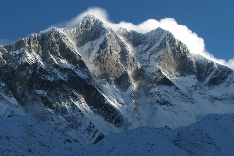 Mount Lhotse Expedition fixed departure spring/autumn 2016/2018 cost & itinerary