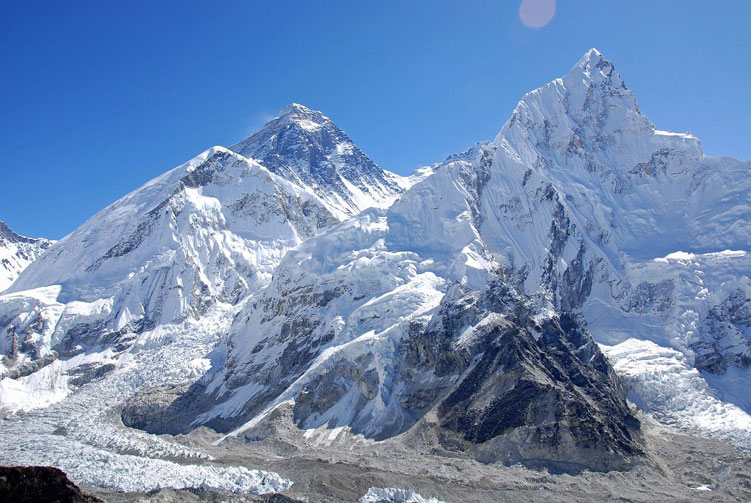 Mount Nuptse Expedition fixed departure spring/autumn 2016/2017 cost & itinerary