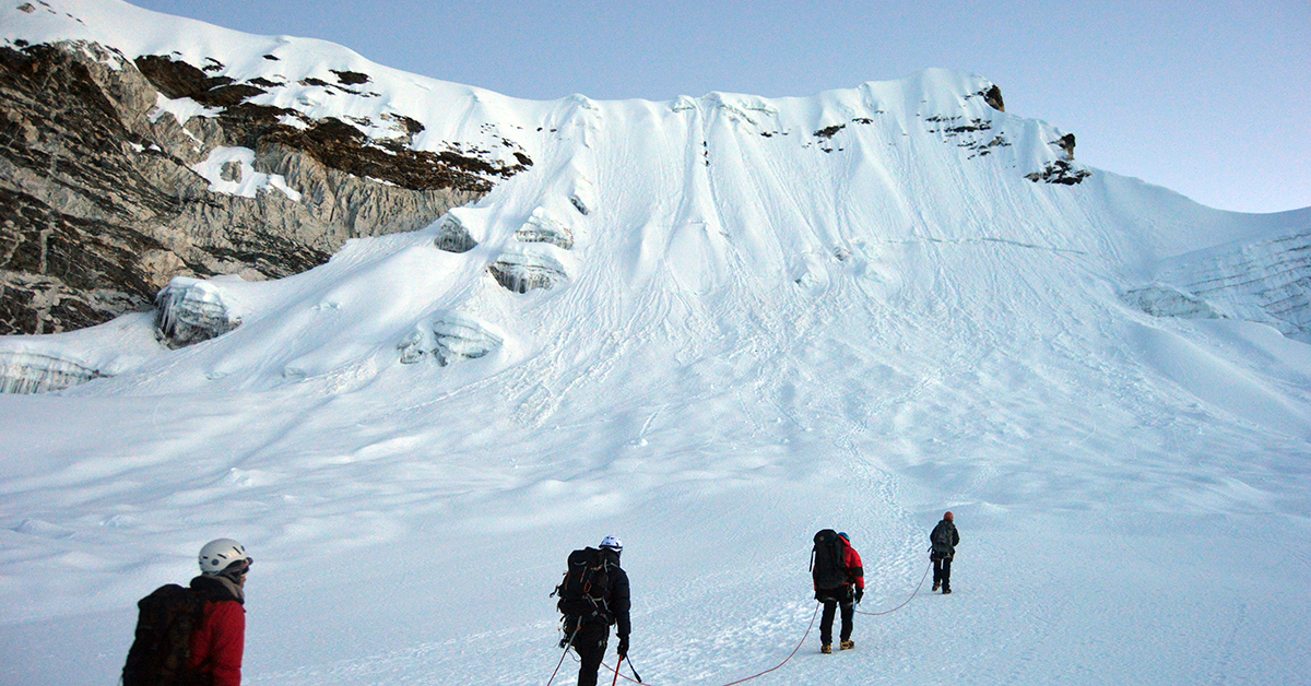Island Peak Climbing Expedition