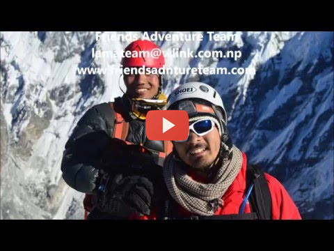 Island Peak Climbing Expedition Video
