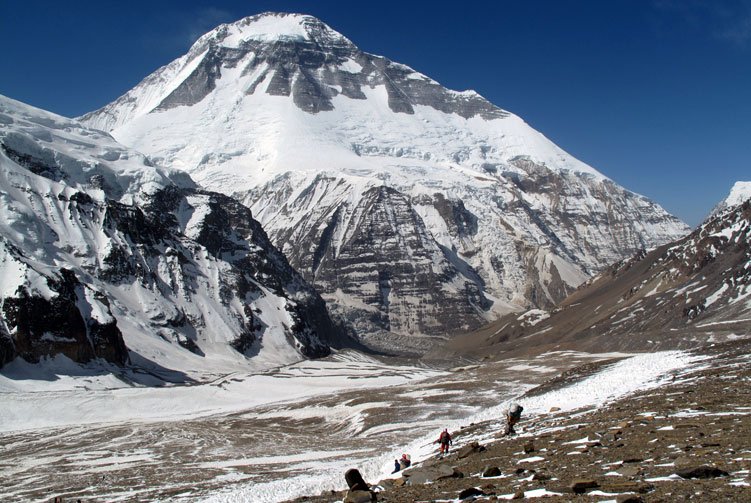 Dhaulagiri Round Circuit Trek fixed departure spring/autumn 2016/2018 cost & itinerary