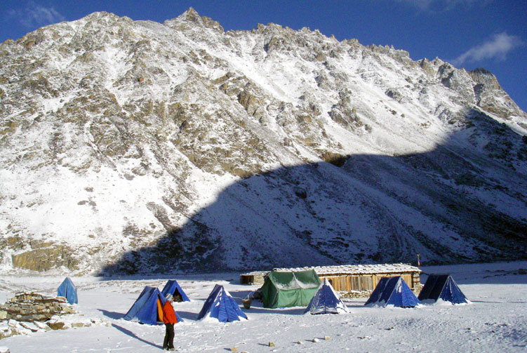 Kanchenjunga Base Camp Trek fixed departure spring/autumn 2016/2017 cost & itinerary