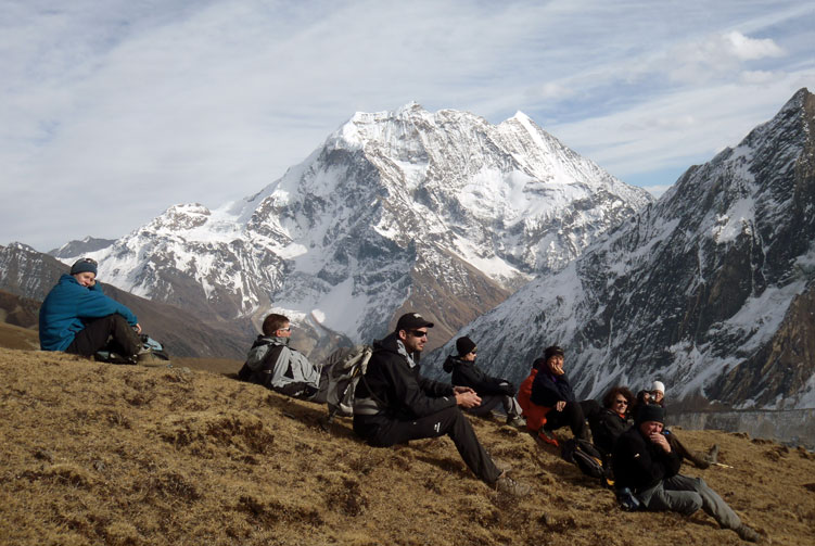 Manaslu Circuit Trek fixed departure spring/autumn 2016/2018 cost & itinerary