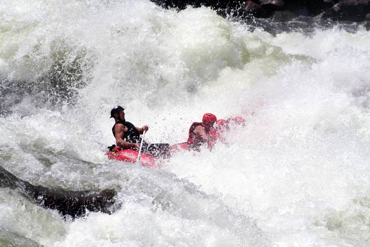 Seti River Rafting fixed departure spring/autumn 2018/2019 cost & itinerary