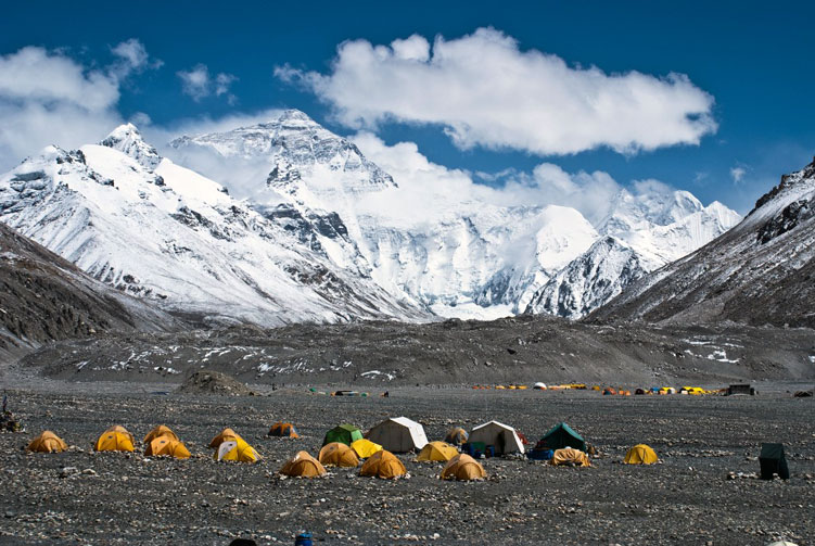 Tibet Side North Face Everest Panorama Tour Tibet Cost & Itinerary Spring 2017/2018