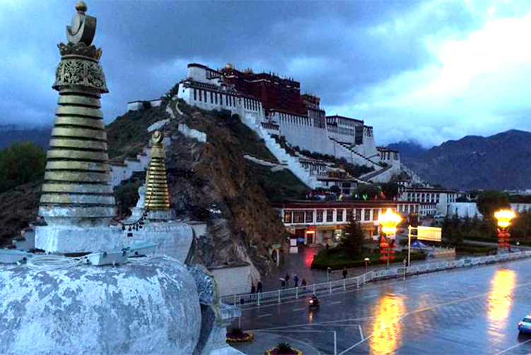 Tibet Side North Face Everest Panorama Trek Tibet Cost & Itinerary Spring 2018/2019