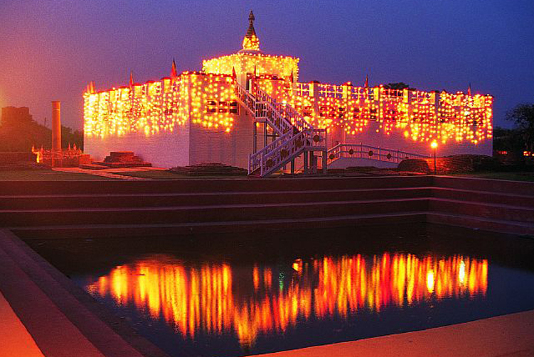 Lumbini Pilgrimage Tours fixed departure spring/autumn 2018/2019 cost & itinerary