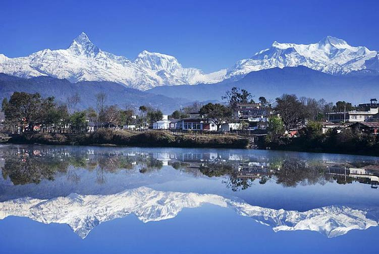 Pokhara Private Day Tours fixed departure spring/autumn 2018/2019 cost & itinerary